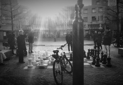 Amsterdam Chess Players