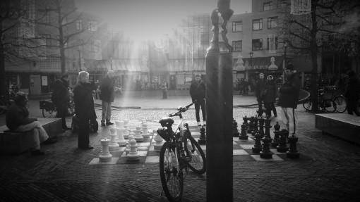 Amsterdam Chess Players