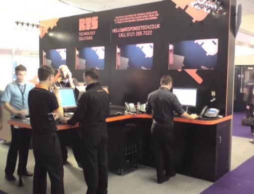 RTS – BETT Exhibition 2010