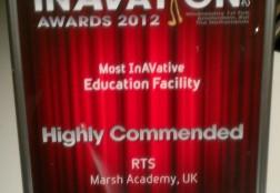 EMEA InAVation Awards 2012