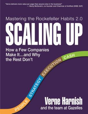 Verne Harnish – Mastering the Rockefeller Habits 2.0