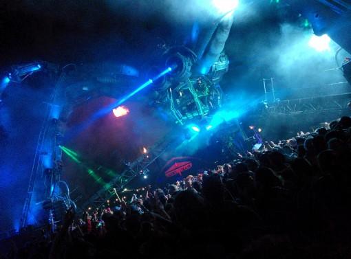 Glastonbury 2015 – Arcadia
