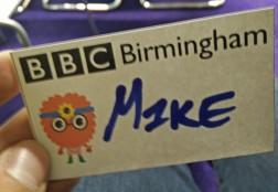 Festival of Code BBC Birmingham