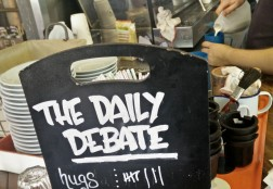 Boston Tea Party Daily Debate