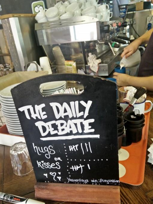 Boston Tea Party Daily Debate