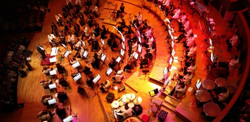 CBSO does Bond. James Bond.