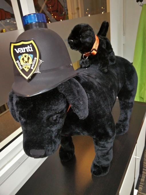 Vanti Pixel Police